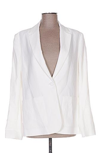 Veste chic / Blazer blanc BONPOINT pour femme