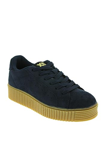 Baskets bleu XTI pour fille