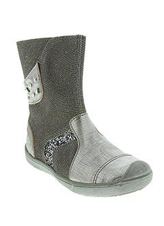 Bottes gris GBB pour fille