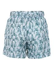 Short bleu BECKARO pour fille seconde vue