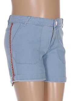 Produit-Shorts / Bermudas-Fille-CARREMENT BEAU