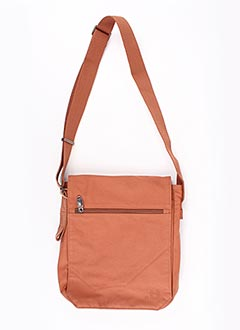 Sac orange BE.EZ pour homme