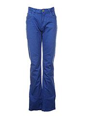 Jeans coupe slim bleu REDSKINS pour garçon seconde vue