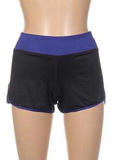 Produit-Shorts / Bermudas-Femme-DARJEELING