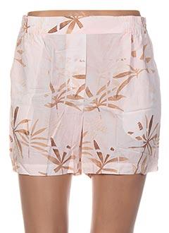 Produit-Shorts / Bermudas-Femme-BENSIMON