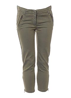 Pantalon casual vert AMERICAN OUTFITTERS pour fille