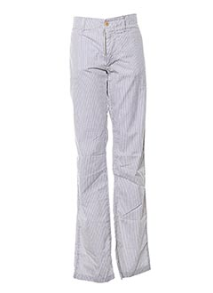 Pantalon casual beige BELLEROSE pour garçon