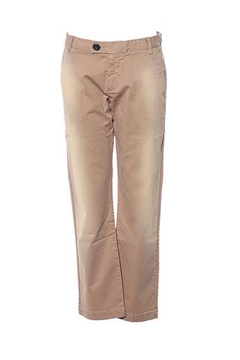 Pantalon casual beige SOEUR pour fille