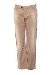 Pantalon casual beige SOEUR pour fille seconde vue