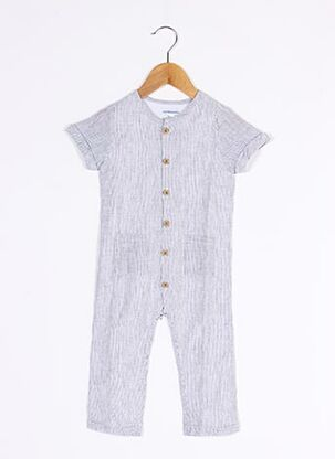 Combi-pantalon gris VERTBAUDET pour garçon