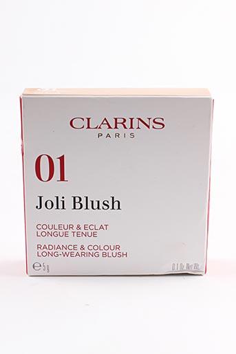 Maquillage beige CLARINS pour femme