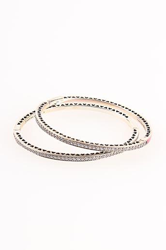 Bracelet Jonc gris SWAROVSKI pour femme