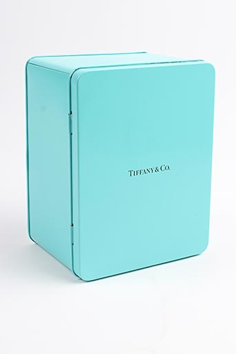 Coffret bleu TIFFANY & CO. pour femme
