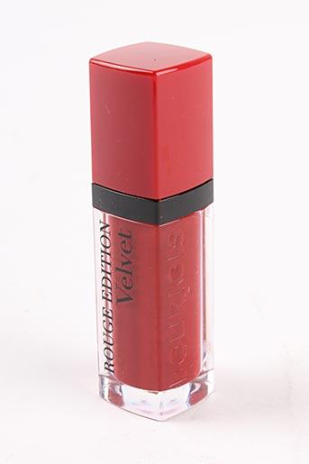 Maquillage rouge BOURJOIS pour femme