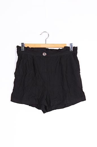 Short noir PIMKIE pour femme