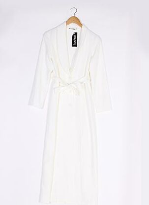 Imperméable/Trench blanc BOOHOO pour femme