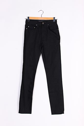 Pantalon casual noir EQUIPMENT pour femme
