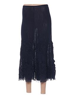Jupe longue bleu DECA pour femme