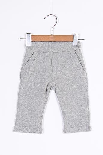 Pantalon casual gris BULLE DE BB pour garçon