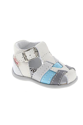 Sandales/Nu pieds blanc BELLAMY pour garçon