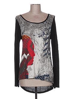 Produit-T-shirts-Femme-SMASH WEAR