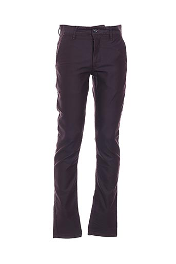 Pantalon chic violet CHEFDEVILLE pour homme