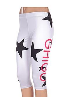 Legging gris GHIGO BY EFFE pour femme
