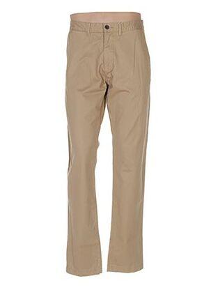 Pantalon casual beige ESPRIT pour homme