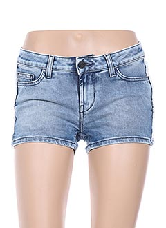 Produit-Shorts / Bermudas-Femme-KIWI