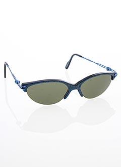Lunettes de soleil bleu KARL LAGERFELD pour femme