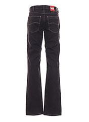 Pantalon casual marron M.E.N.S pour homme seconde vue