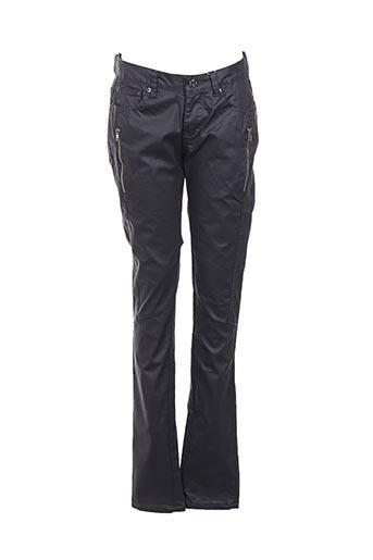 Pantalon casual marron BY JOOS pour fille