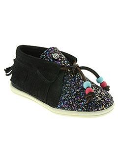 Bottines/Boots noir DOLFIE pour fille