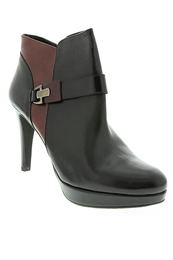 Bottines/Boots rouge ESTEFANIA MARCO pour femme