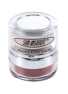 Maquillage rose SUN INSTITUTE pour femme