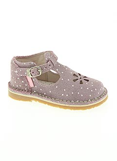 Ballerines rose ASTER pour fille