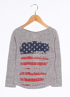 Produit-T-shirts-Fille-AMERICAN OUTFITTERS