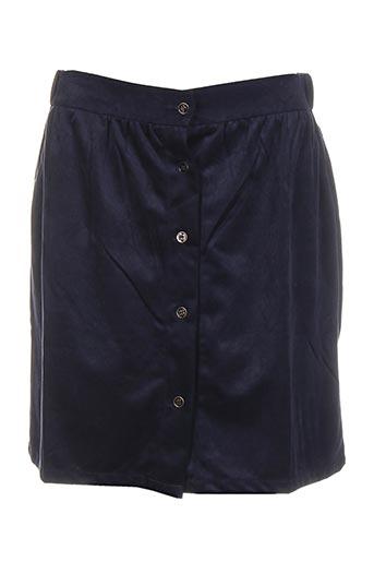 Jupe courte bleu MINI MIGNON pour fille