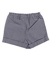 Short gris 3 POMMES pour fille seconde vue