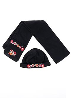 Bonnet noir TUC TUC pour fille