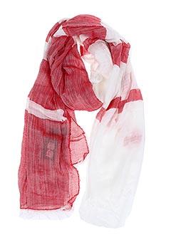 Foulard rouge LUIGI TOSCHI pour homme