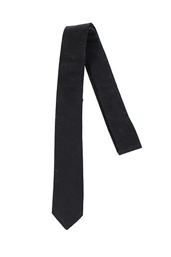 Cravate noir LITTLE COUTURE pour garçon