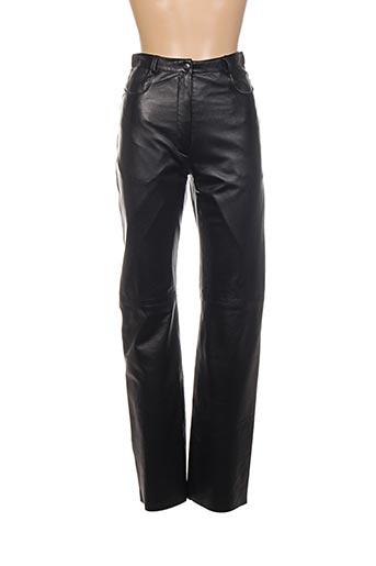 Pantalon casual noir ELYZE pour femme