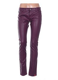 Produit-Pantalons-Femme-EDC BY ESPRIT