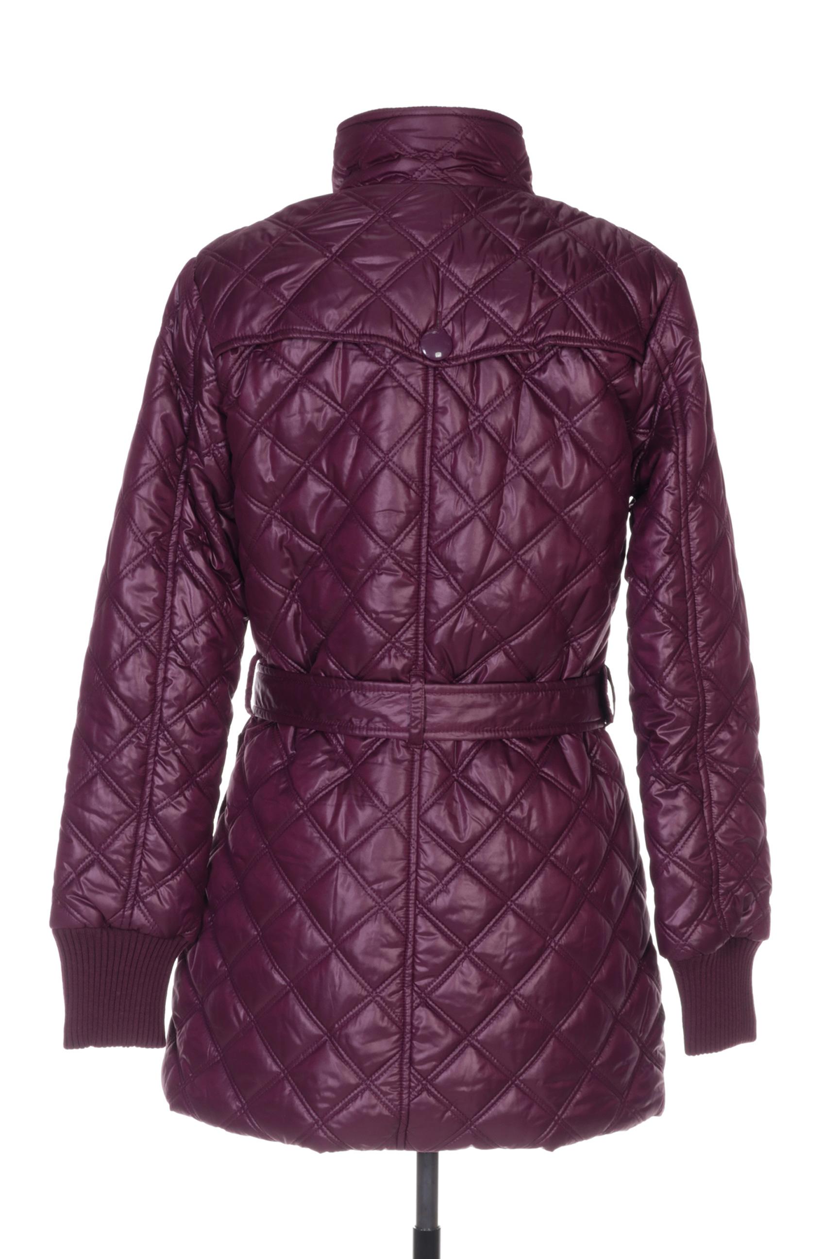 Kocca Doudounes Femme De Couleur Violet En Soldes Pas Cher 1375984-violet