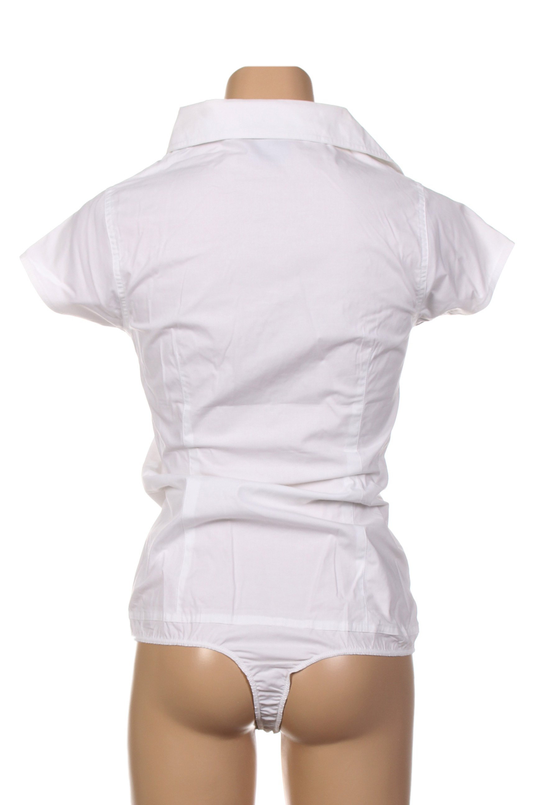 Karl Kani Body Femme De Couleur Blanc En Soldes Pas Cher 1377124-blanc0