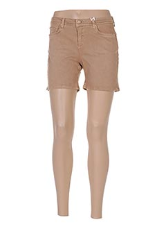 Produit-Shorts / Bermudas-Femme-SUD EXPRESS