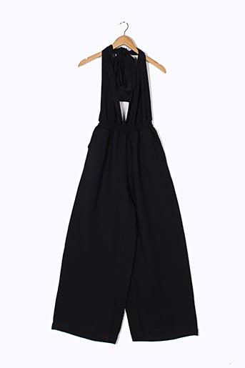 Combi-pantalon noir DIARRABLU pour femme