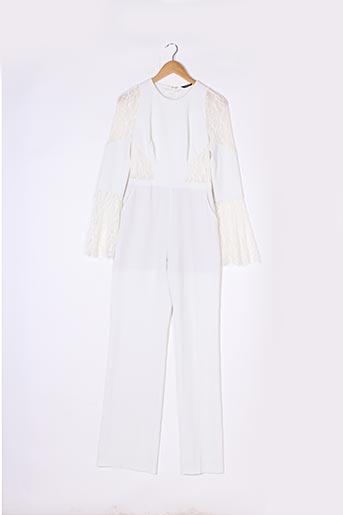 Combi-pantalon blanc MARCIANO pour femme
