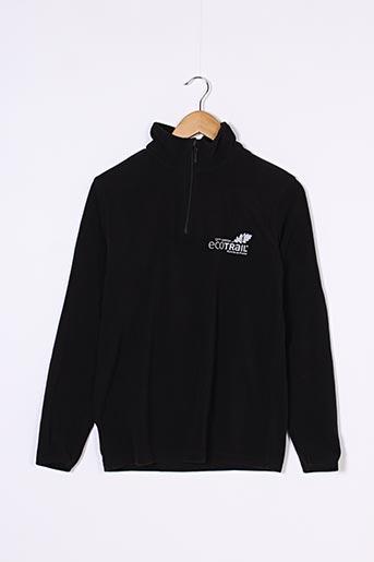 Sweat-shirt noir ROLY pour femme